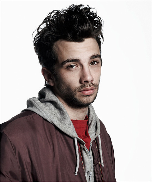 "Jay Baruchel | ""Real Time"""