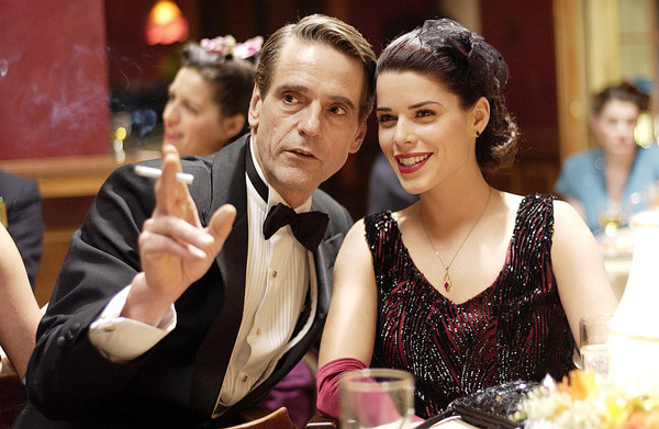 "Jeremy Irons, Neve Campbell | ""Last Call"""