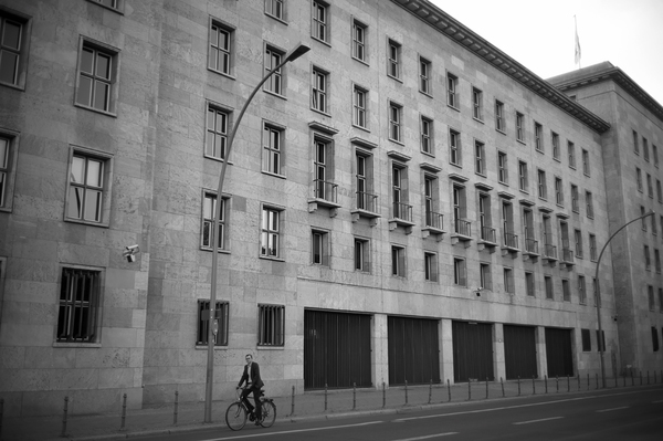 The Detlev Rohwedder Building, German Ministry of Finance