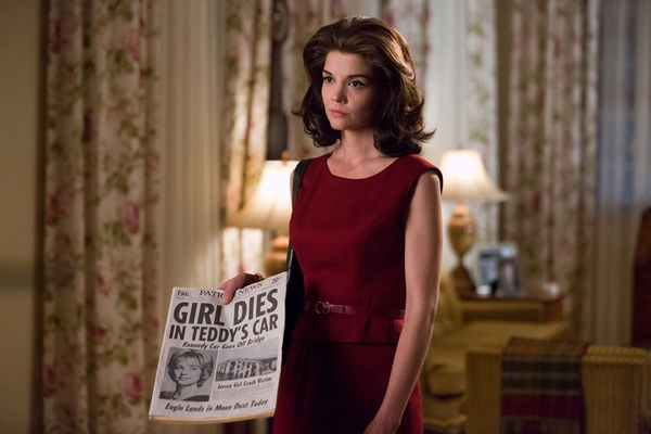 "Katie Holmes | ""The Kennedys: Decline and Fall"""