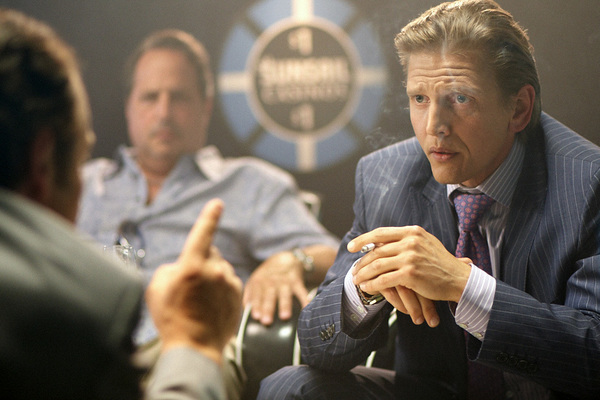 "Jon Lovitz, Barry Pepper | ""Casino Jack"""