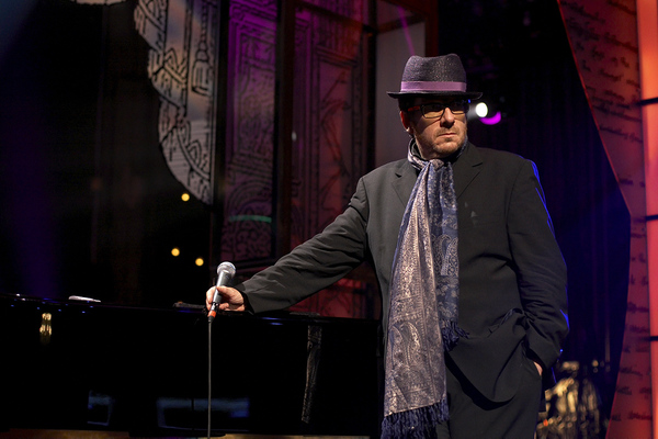 """Spectacle: Elvis Costello with..."""