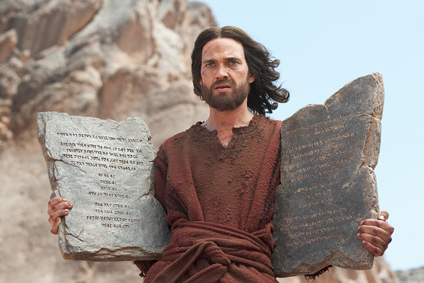 "Dougray Scott | ""The Ten Commandments"""