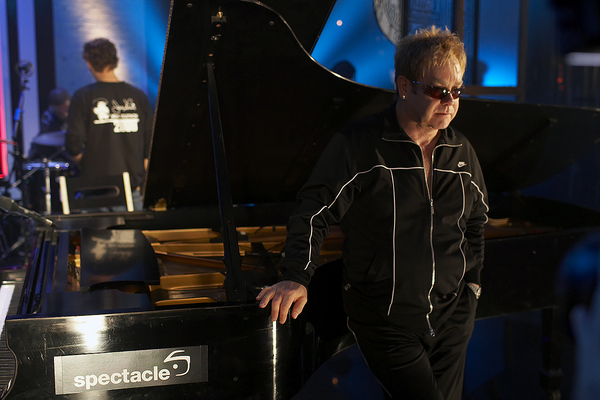 """Spectacle: Elvis Costello with..."" 